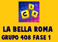 La Bella Roma Grupo 408 Rompecabezas 1 Imagen