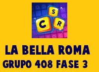 La Bella Roma Grupo 408 Rompecabezas 3 Imagen