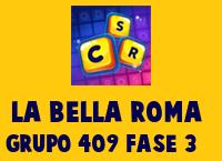 La Bella Roma Grupo 409 Rompecabezas 3 Imagen