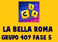 La Bella Roma Grupo 409 Rompecabezas 5 Imagen