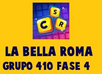 La Bella Roma Grupo 410 Rompecabezas 4 Imagen