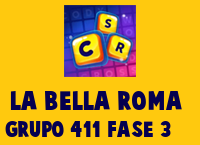 La Bella Roma Grupo 411 Rompecabezas 3 Imagen