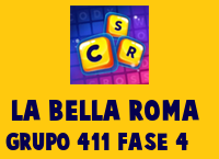 La Bella Roma Grupo 411 Rompecabezas 4 Imagen