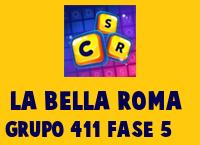 La Bella Roma Grupo 411 Rompecabezas 5 Imagen