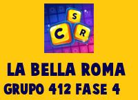 La Bella Roma Grupo 412 Rompecabezas 4 Imagen