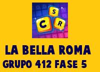 La Bella Roma Grupo 412 Rompecabezas 5 Imagen