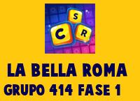 La Bella Roma Grupo 414 Rompecabezas 1 Imagen