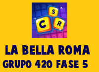 La Bella Roma Grupo 420 Rompecabezas 5 Imagen