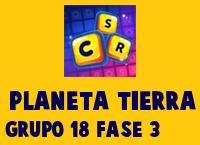 Planeta Tierra Grupo 18 Rompecabezas 3 Imagen