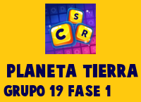 Planeta Tierra Grupo 19 Rompecabezas 1 Imagen