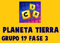 Planeta Tierra Grupo 19 Rompecabezas 3 Imagen