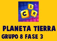 Planeta Tierra Grupo 8 Rompecabezas 3 Imagen