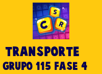 Transporte Grupo 115 Rompecabezas 4 Imagen
