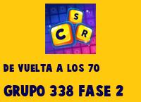 De vuelta a los 70 Grupo 338 Rompecabezas 2 Imagen