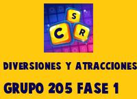 Diversiones y Atracciones Grupo 205 Rompecabezas 1 Imagen