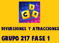 Diversiones y Atracciones Grupo 217 Rompecabezas 1 Imagen
