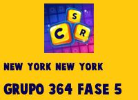 New York New York Grupo 364 Rompecabezas 5 Imagen