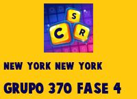 New York New York Grupo 370 Rompecabezas 4 Imagen