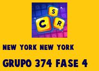 New York New York Grupo 374 Rompecabezas 4 Imagen