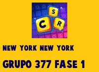 New York New York Grupo 377 Rompecabezas 1 Imagen