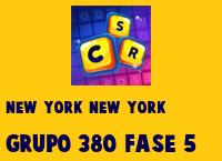 New York New York Grupo 380 Rompecabezas 5 Imagen