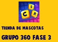 Tienda de mascotas Grupo 360 Rompecabezas 3 Imagen