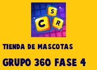 Tienda de mascotas Grupo 360 Rompecabezas 4 Imagen