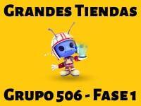 Grandes Tiendas Grupo 506 Rompecabezas 1 Imagen