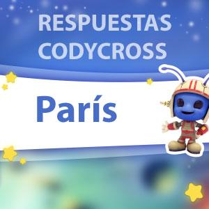 Respuestas Codycross París
